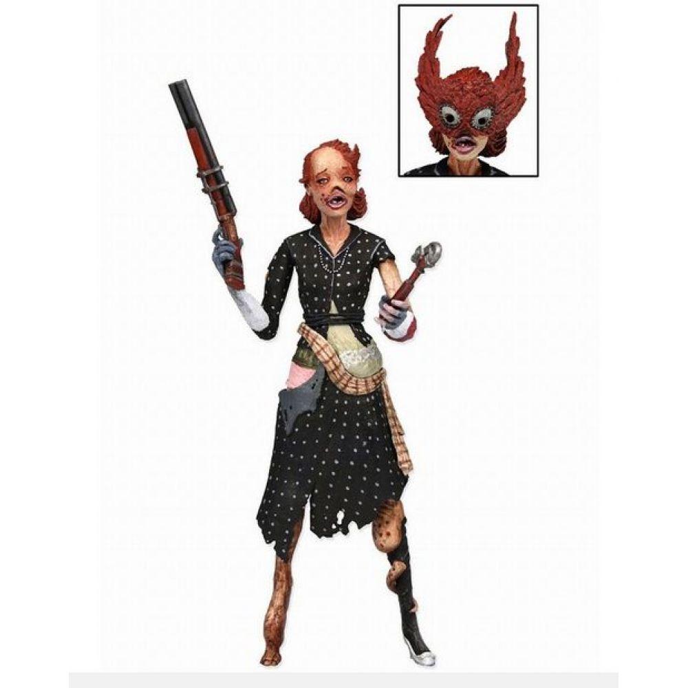 Boneco Crawler Splicer & Ladysmith Splicer: Bioshock 2 Escala 1/10 (2 Pack) - Neca - CD