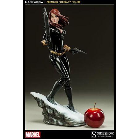 Black Widow Natasha Romanova Premium Format - Sideshow  - Toyshow Colecionáveis
