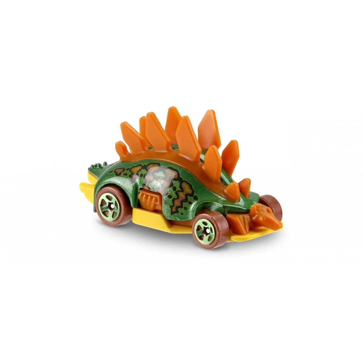 Carrinho Hot Wheels: Motosaurus Verde