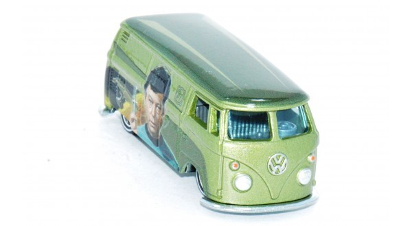Carrinho Hot Wheels: Volkswagen T1 Panel Bus: Star Trek