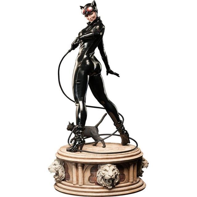 Catwoman Premium Estátua Escala 1/4 - Sideshow  - Toyshow Colecionáveis