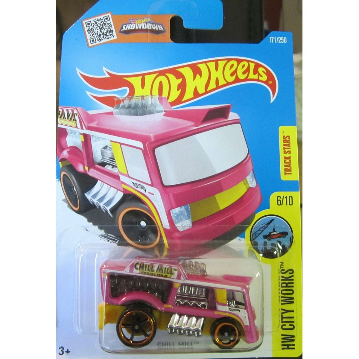 Chill Mill Pink - Hot Wheels