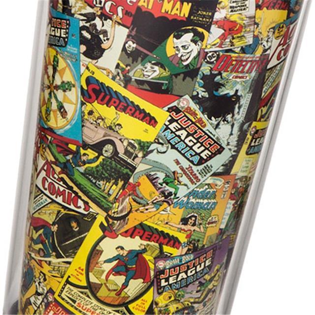 Copo Térmico - Dc Comics  - Toyshow Colecionáveis