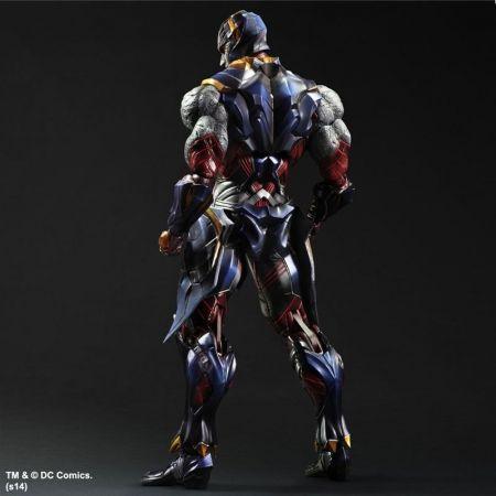 Darkseid Variant Dc Comics - Play Arts (Produto Exposto)