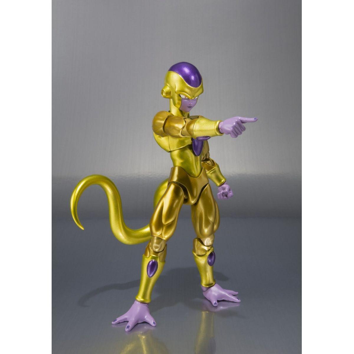 Dragon Ball Z Golden Frieza S.H Figuarts - Bandai  - Toyshow Colecionáveis