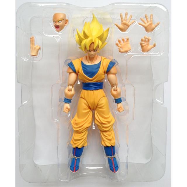 Dragon Ball Z: Super Saiyan Goku S.H Figuarts - Bandai