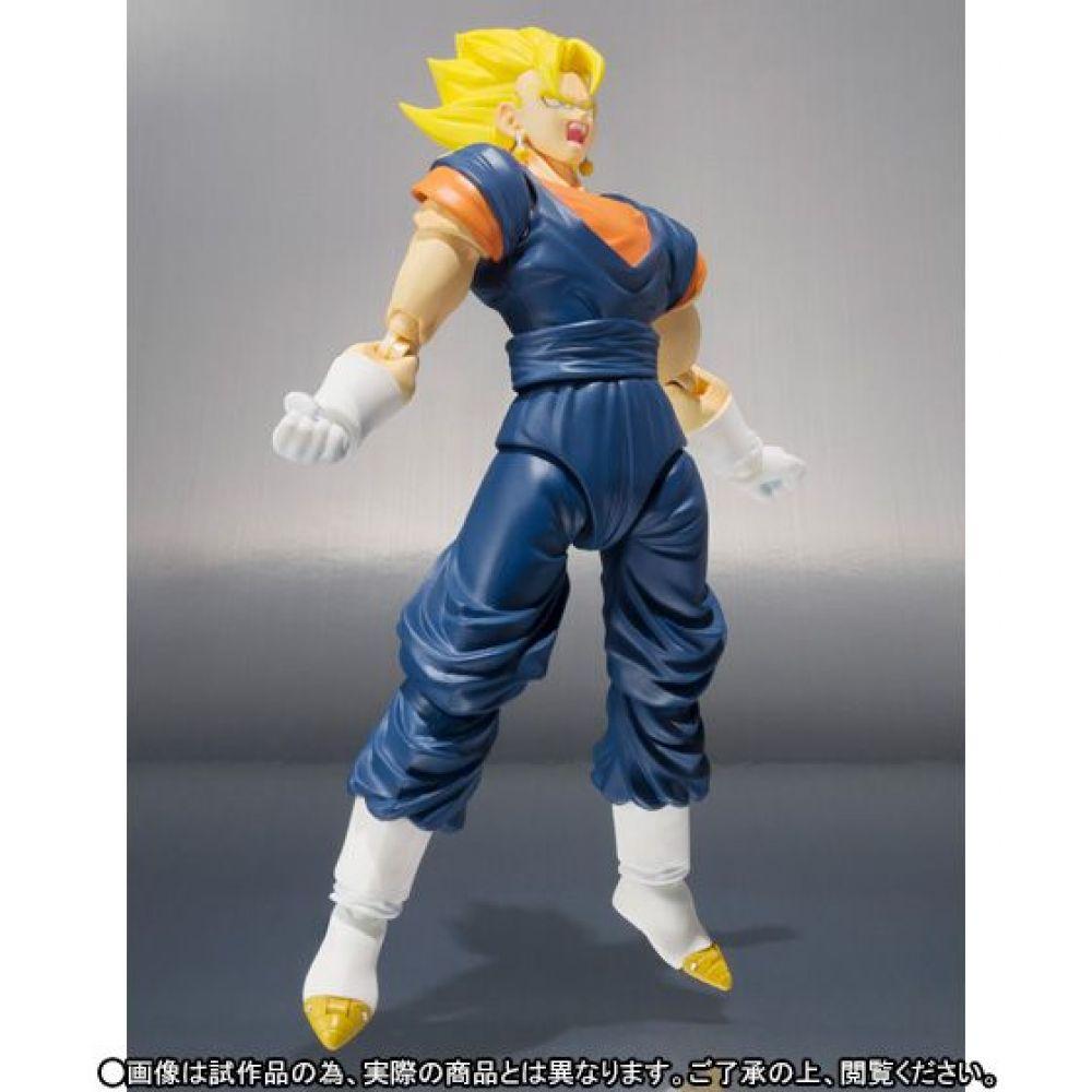 Dragon Ball Z Vegetto S.H. Figuarts - Bandai  - Toyshow Colecionáveis