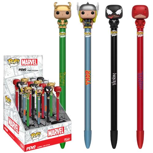 EM BREVE: Pop Caneta (Pen Toppers) Thor: Marvel Series 2 - Funko