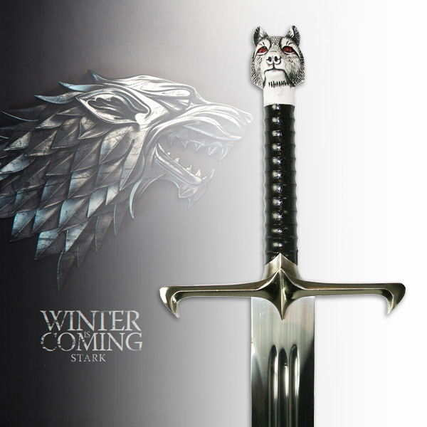 Em Breve: Espada Jon Snow: Game Of Thrones