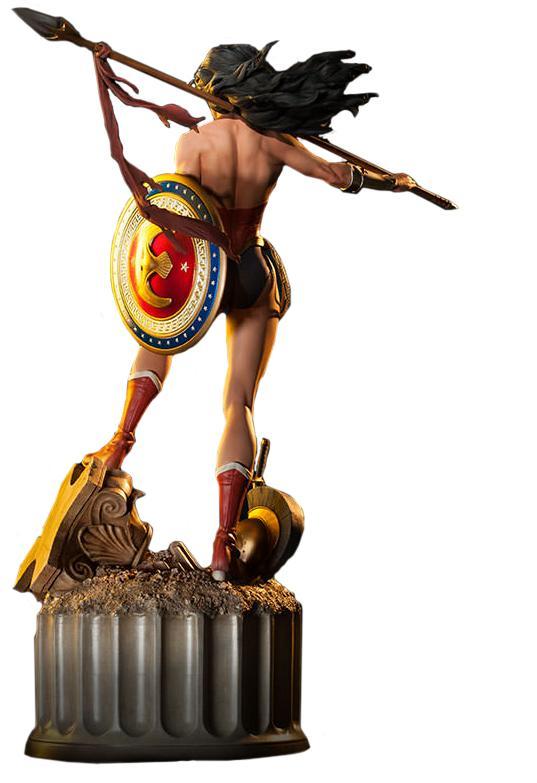 Estátua Wonder Woman (Mulher Maravilha) Premium Format - SideShow