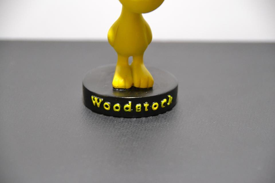 Estatueta Peanuts Woodstock