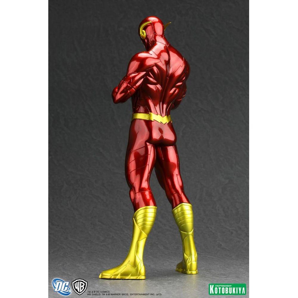 Flash New 52 - ArtFX+ Estátua Escala 1/10 - Kotokubiya