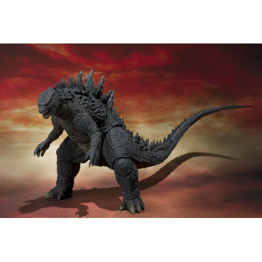Godzilla 2014 Tamashii Nations S.H. MonsterArts - Bandai