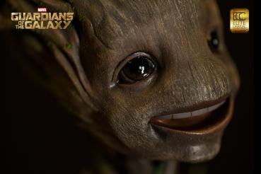 Guardiões da Galáxia Little Groot Escala 1/1 Maquete - Toynami EPP  - Toyshow Colecionáveis