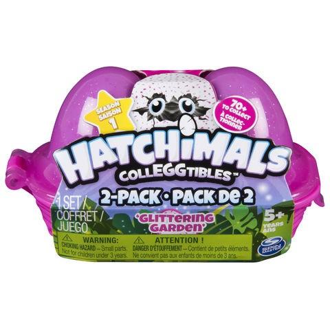 Hatchimal Colleggtibles (pack com 2 ovos)