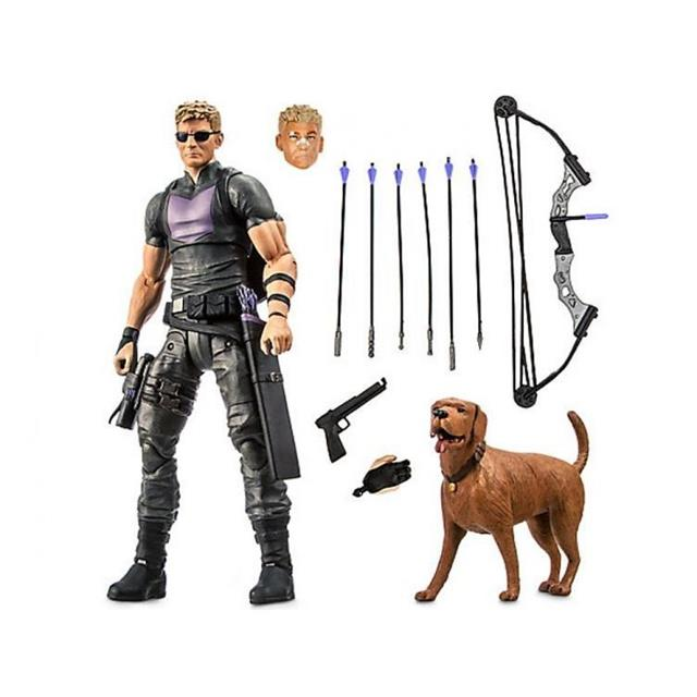 Hawkeye (Gavião Arqueiro) Avenging  Marvel Select - Diamond