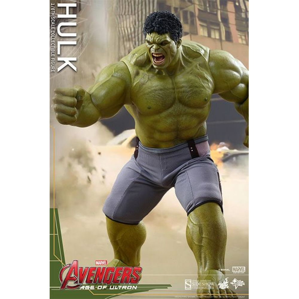 Avengers Age Of Ultron: Hulk Escala 1/6 - Hot Toys