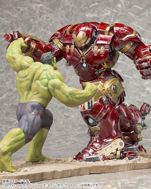 Hulkbuster Age of Ultron Estátua - Kotobukiya  - Toyshow Colecionáveis
