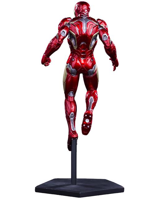 Age of Ultron: Iron Man Mark XLV Art Scale 1/10 - Iron Studios  - Toyshow Colecionáveis