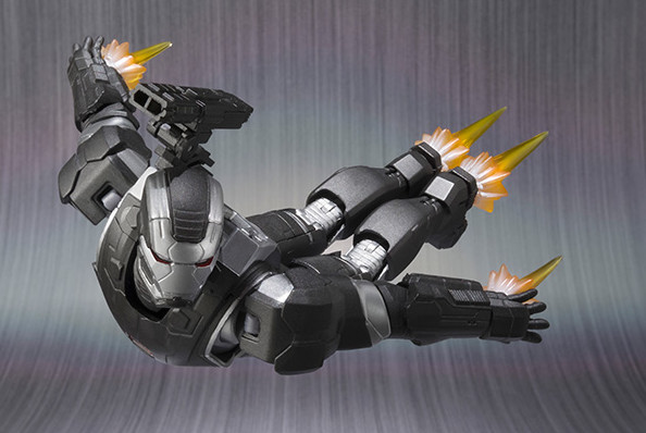 Iron Man War Machine Mark II Age Of Ultron S.H. Figuarts - Bandai  - Toyshow Colecionáveis