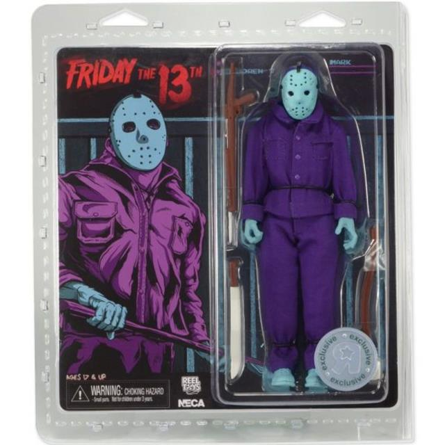 Jason Clássico Video Game - Neca