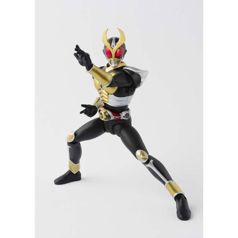 Kamen Rider Agito (Ground Form) S.H Figuarts - Bandai  - Toyshow Colecionáveis