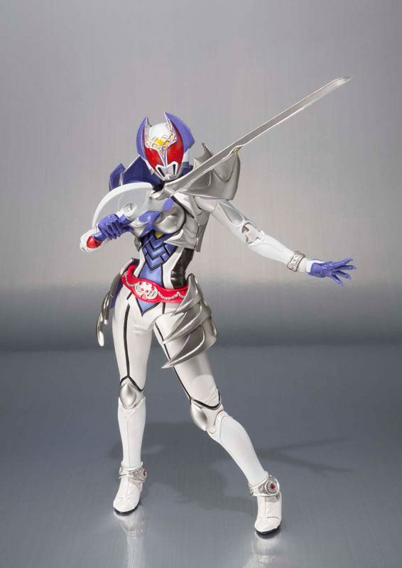 Kamen Rider Kivara S.H. Figuarts - Bandai  - Toyshow Colecionáveis