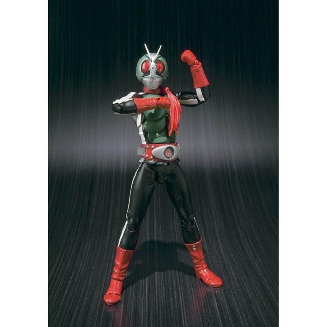 Kamen Rider New 2 S.H.Figuarts - Bandai