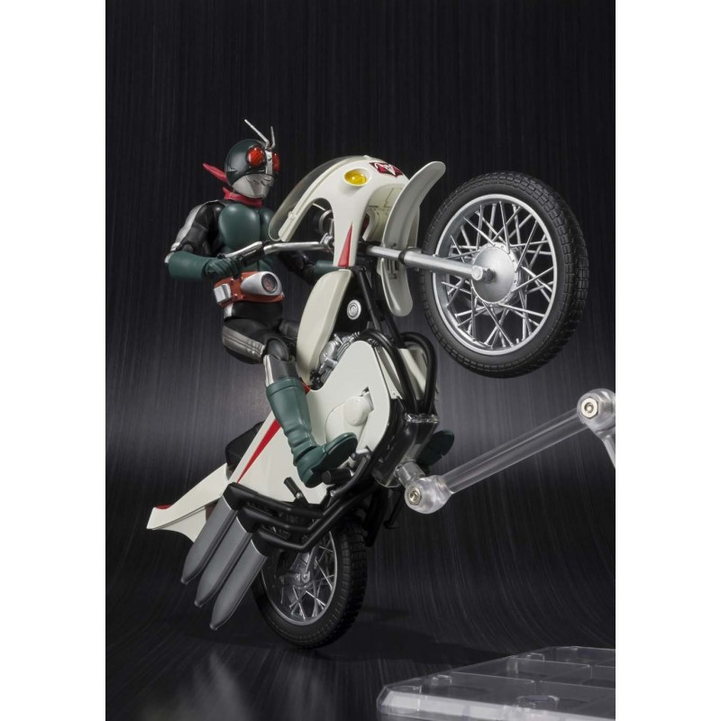 Kamen Rider Old V2 e Cyclone Remodeling S.H.Figuarts - Bandai