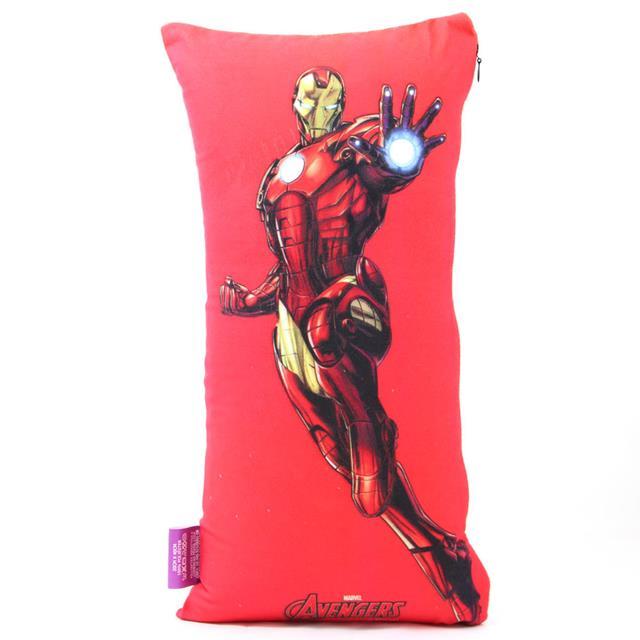 Kit Almofada e Máscara Iron Man