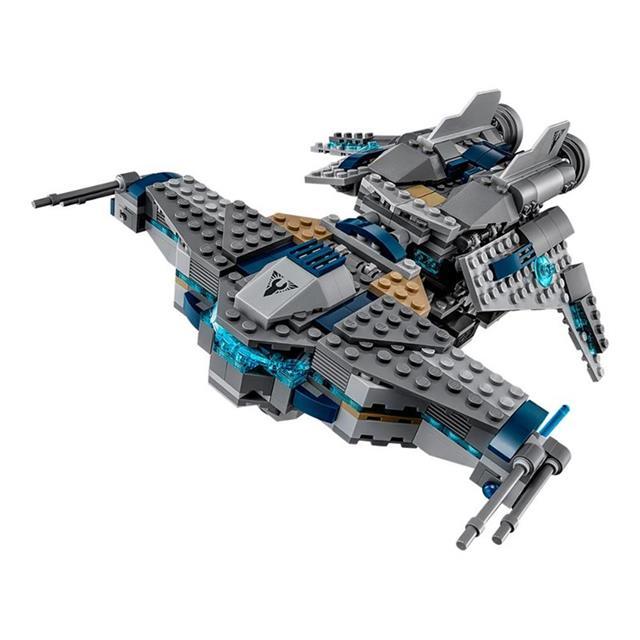 LEGO Star Wars - Predador das Estrelas  - Toyshow Colecionáveis