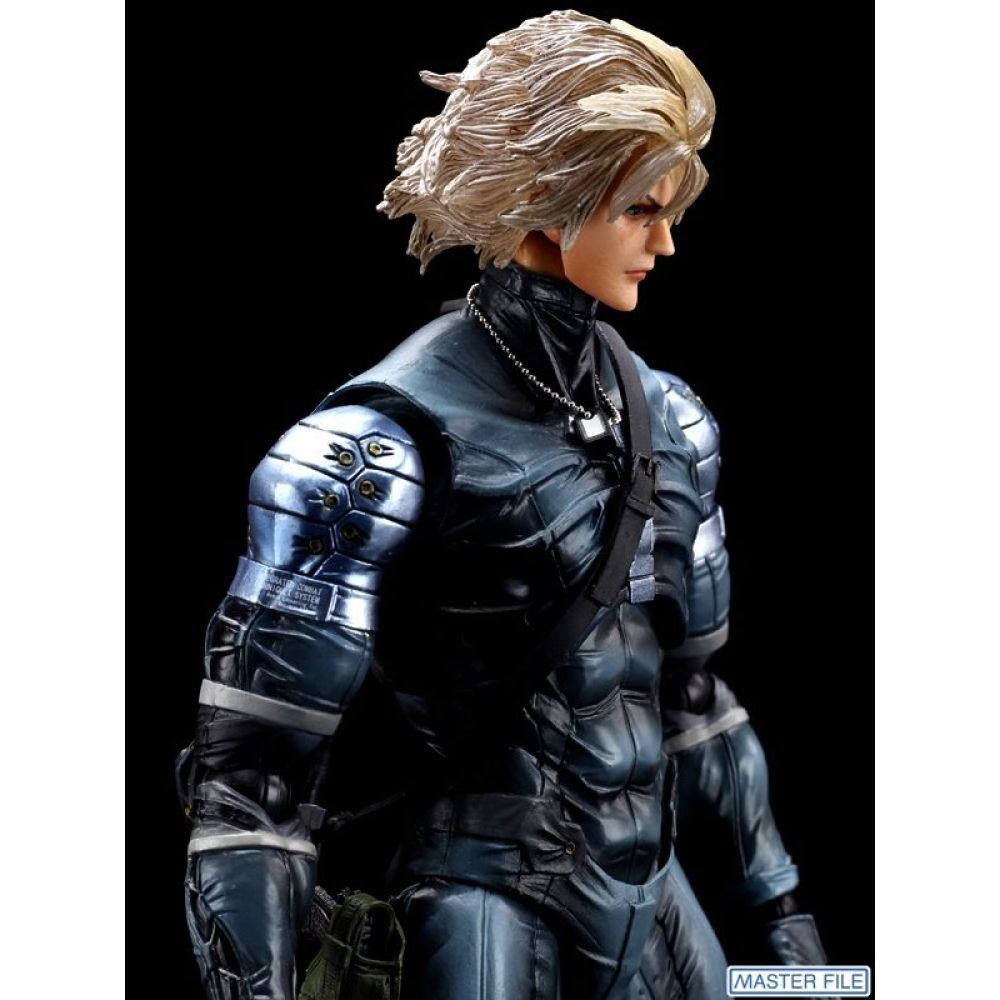 Metal Gear Solid 2 Raiden - Play Arts Kai