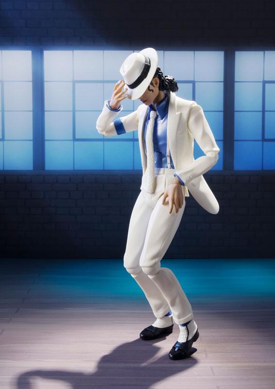 Michael Jackson Smooth Criminal S.H. Figuarts - Bandai  - Toyshow Colecionáveis