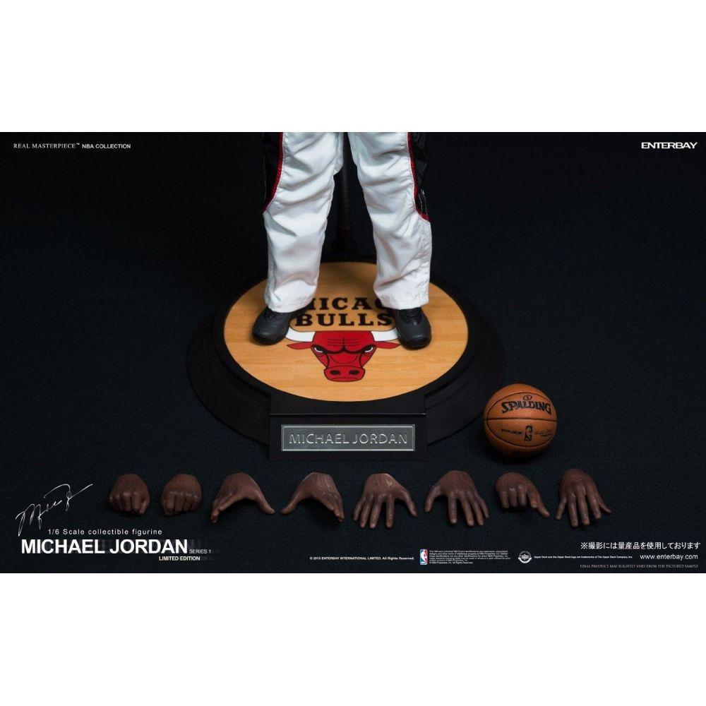 Boneco Michael Jordan Serie 1