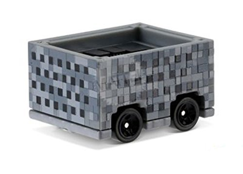Minecraft: Minecart Pig Car - Hot Wheels