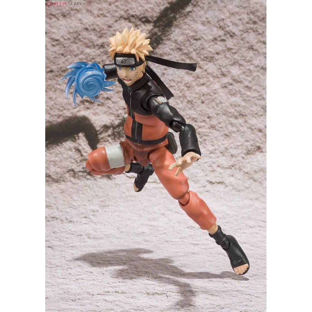 Naruto S.H.Figuarts - Bandai  - Toyshow Colecionáveis