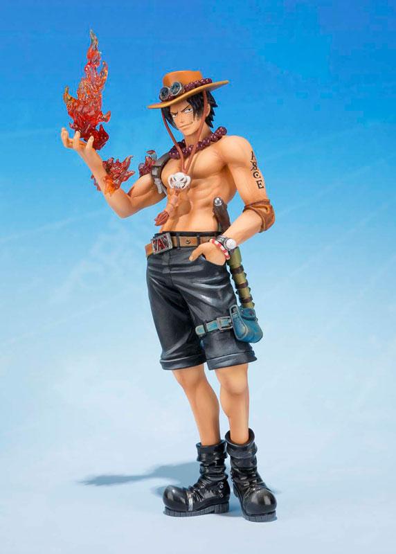 One Piece Portgas D Ace 5th Anniversary Editon FiguartsZero - Bandai  - Toyshow Colecionáveis