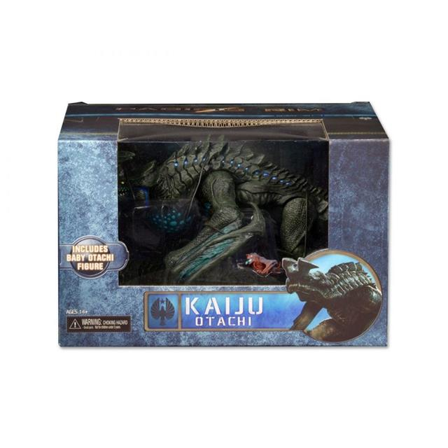 Pacific Rim Kaiju Otachi Ultra Deluxe - Neca  - Toyshow Colecionáveis