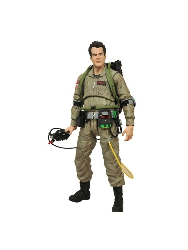 Pack Ghostbusters Serie 1: Ray, Winston e Louis - Diamond Select