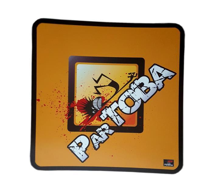Placa Irmãos Piologo: Partoba - Fabrica Geek