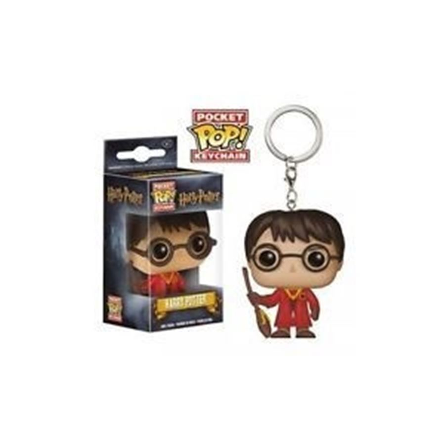 Pocket Pop! Keychains Harry Potter Quadribol Exclusivo - Funko  - Toyshow Colecionáveis