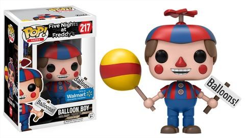 Pop Balloon Boy: Five Nights At Freddy's (FNAF) #217 - Funko (Apenas Venda Online)