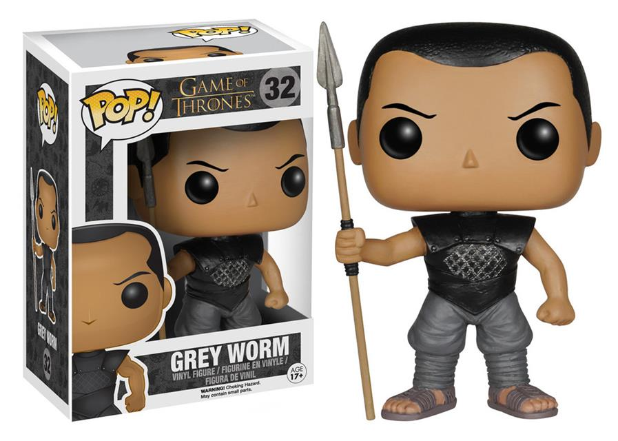 POP! Game Of Thrones: Grey Worm - Funko