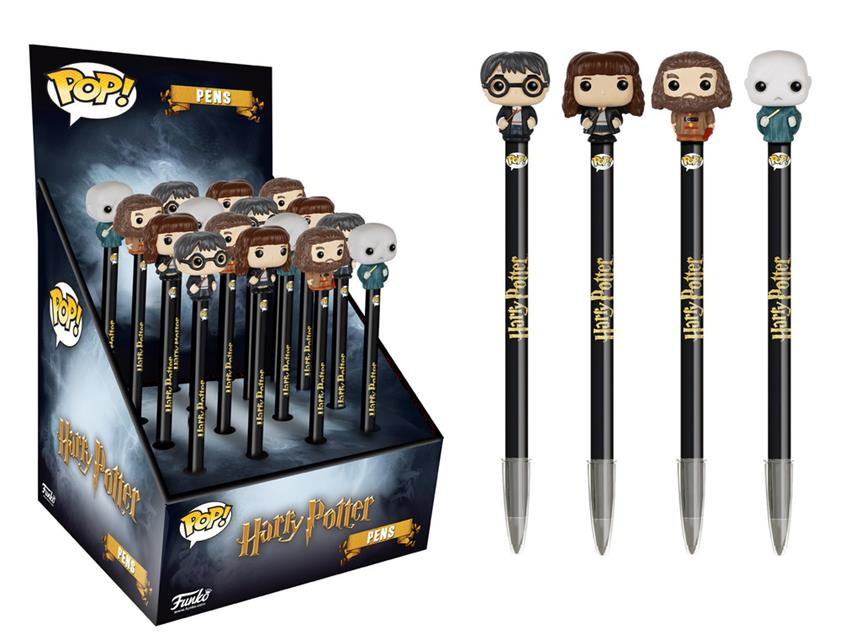 POP! Harry Potter Pen Toppers: Lord Voldemort - Funko  - Toyshow Colecionáveis