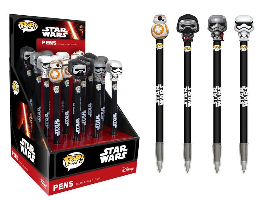 POP! Star Wars Pen Toppers: Kylo Ren - Funko