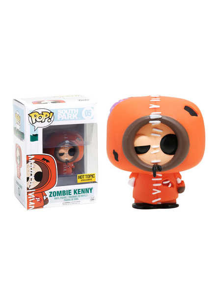 POP! Animation: South Park: Zombie Kenny #05 - Funko (EXCLUSIVO)