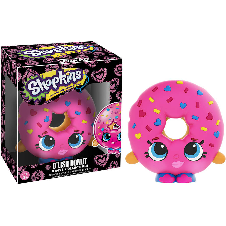 Pop D'Lish Donut: Shopkins - Funko
