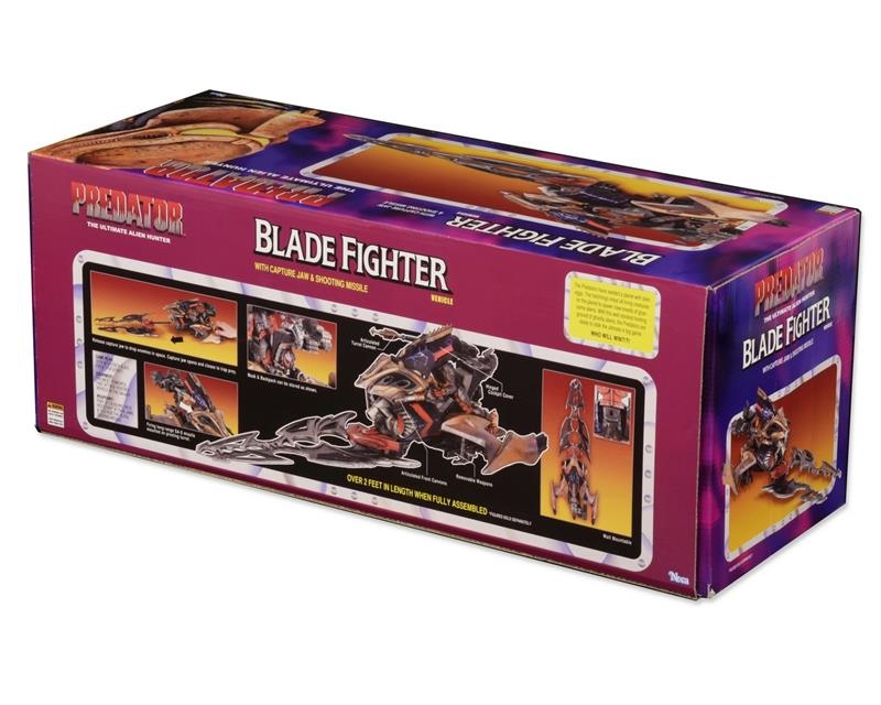 Predator Vehicle Blade Fighter - Neca