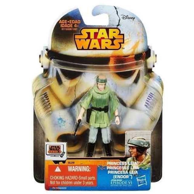 Princess Leia (Endor) Star Wars Rebel - Hasbro  - Toyshow Colecionáveis