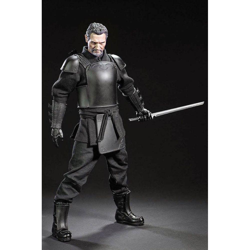 Ra's Al Ghul Liam Neeson Batman Begins Shadow Ninja - Escala 1/6 - Poptoys